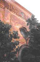 Hořovice. modlitebna ze synagogy